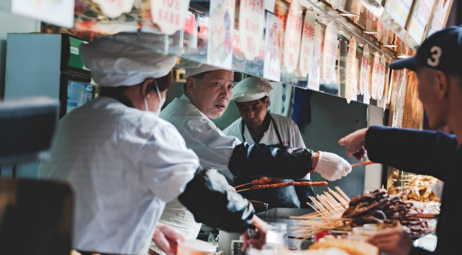 Meat Alternatives in China