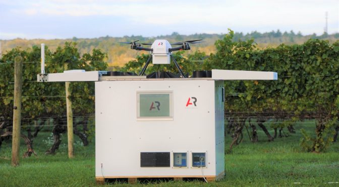 American Robotics Raises $2m to Bring Fully Autonomous Drones to Market