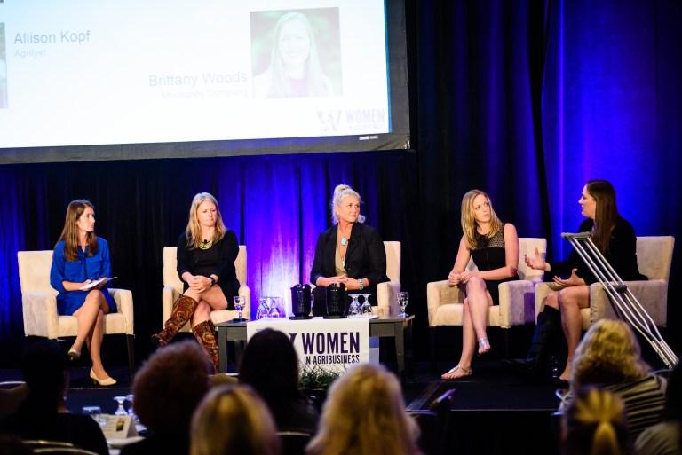 women in agtech