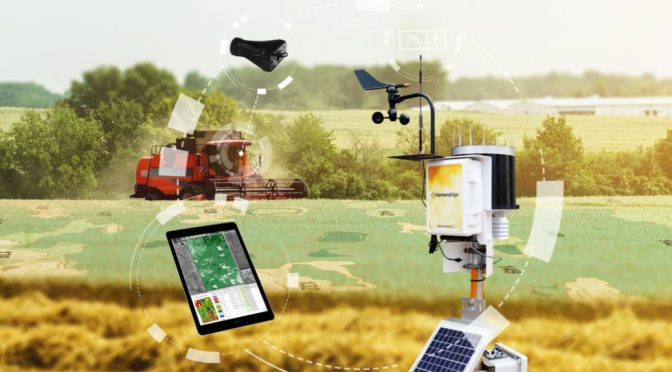 Farmers Edge and Global Ag Risk Partner on Data-Driven Crop Insurance for Farmers