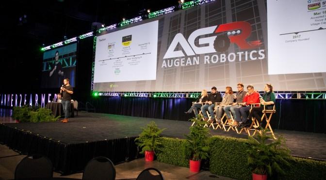 FBN Announces Winners of Farmer2Farmer Startup Pitch Contest: Augean Robotics & Rogo