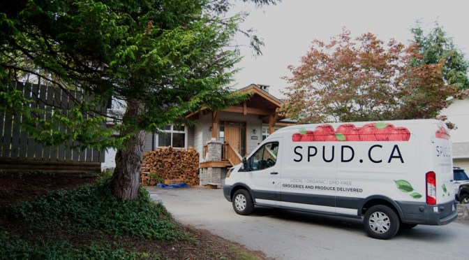 Canadian eGrocer SPUD Raises $8.2m Pre-IPO Funding for Food-X Urban Delivery