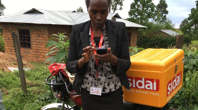 Sidai Is Revving Up Kenyan Farming with Fleets of Motorbikes and a Fresh Round Of Funding