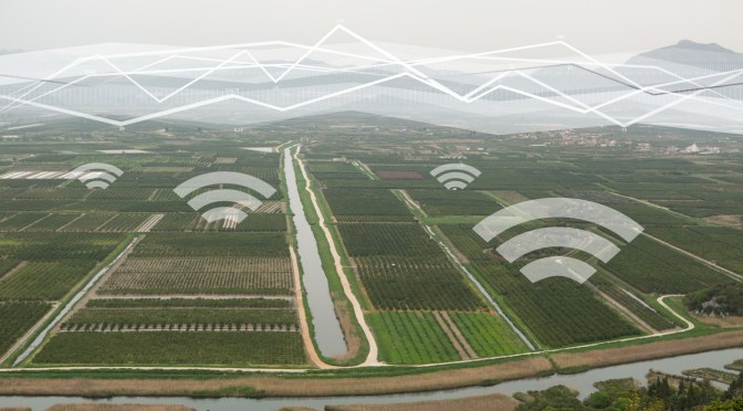 Agtech Startup Spotlight: Internet of Things America Wants to Help Rural Farmers Get Connected