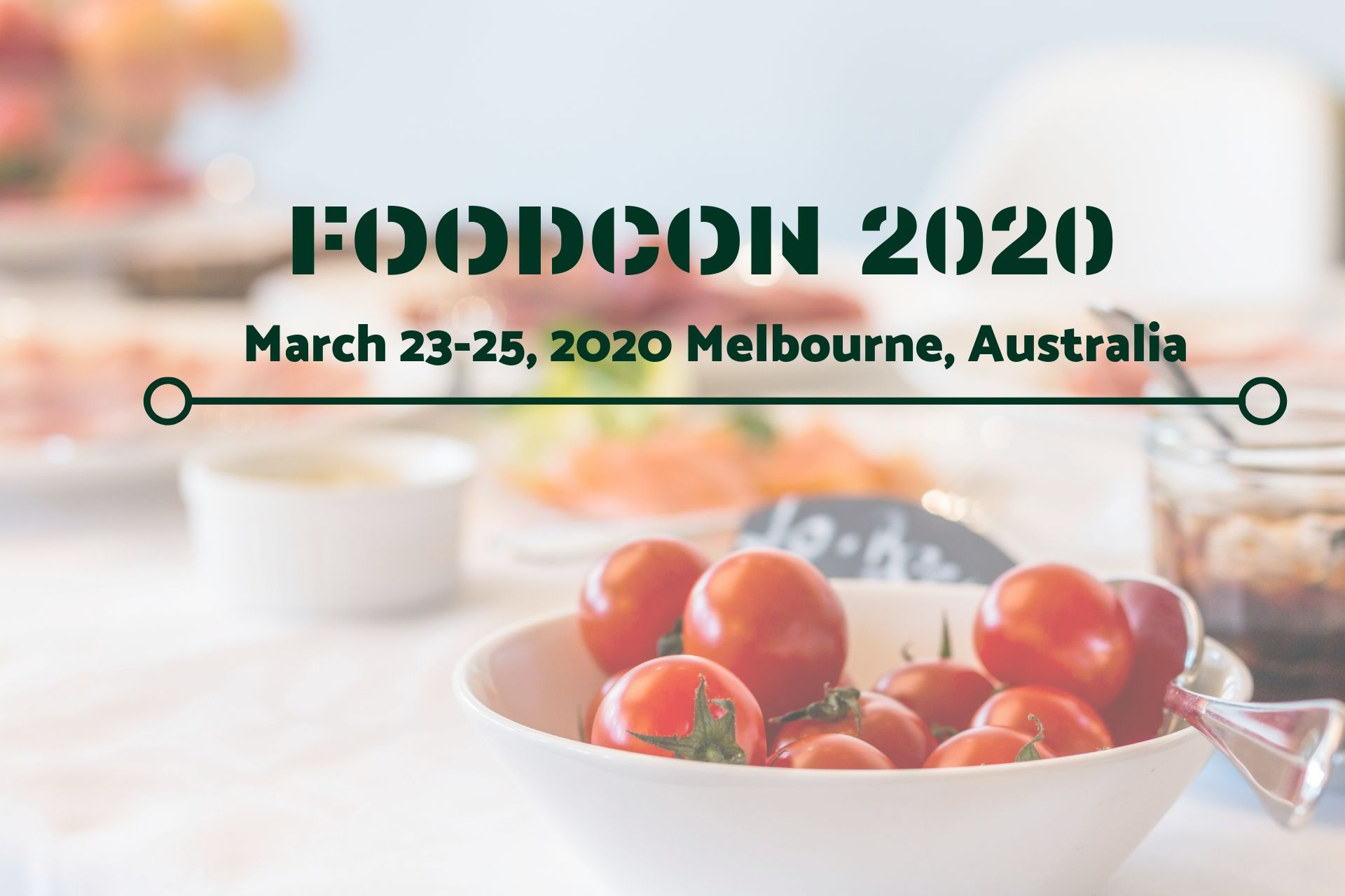 The Annual conference on Food Science and Technology - AgFunderNews