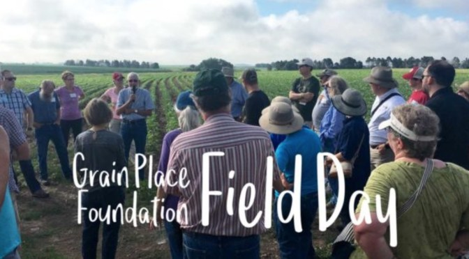 Grain Place Foundation Field Day