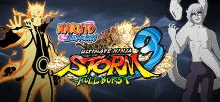 NARUTO SHIPPUDEN: Ultimate Ninja STORM 3 Full Burst Free Download