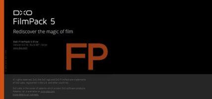 DxO FilmPack 5.5.19 Build 587 Elite Free Download