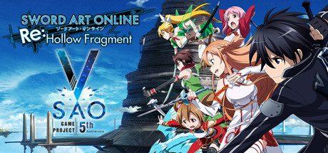 Sword Art Online Re: Hollow Fragment Free Download