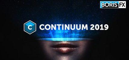 Boris FX Continuum Complete 2019 v12.0.2.4069 Free Download
