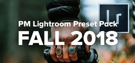 PM Lightroom Preset Pack FALL 2018 Free Download