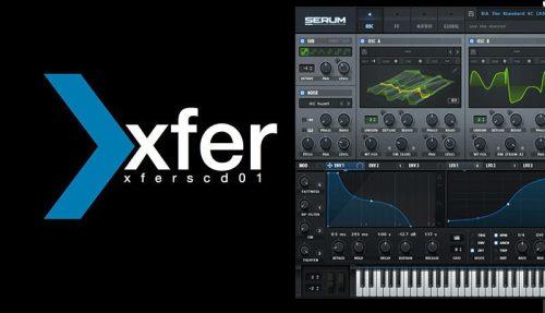 Xfer Serum 1.11b3 + Cymatics Kits Free Download