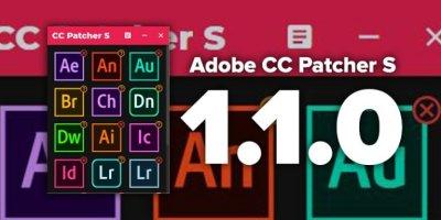 Adobe CC Patcher S 1.1.0