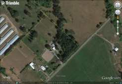 Aerial Photo example of Photo with Approximate Property Lines