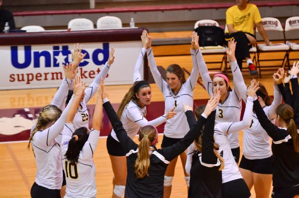 Banner season ends for Volleyball | Aggie Central