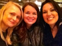 Me, Melissa, and Amy- the birthday girl!