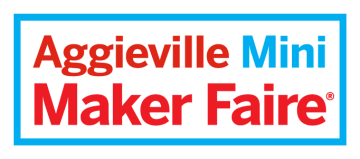 Aggieville Mini Maker Faire logo