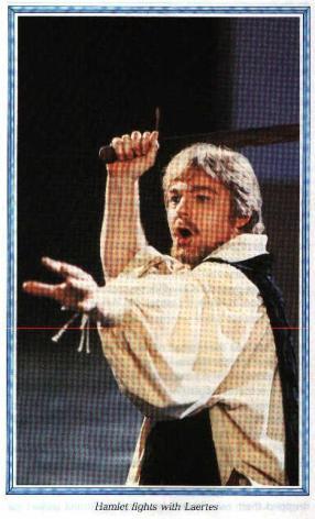 Shakespeare Hamlet, free English readers, D.Education