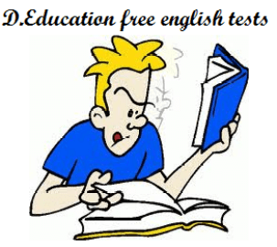 english lessons tests