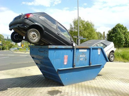 cars-in-dumpster
