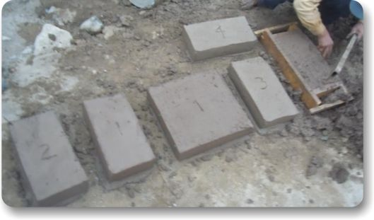 AggreBind soil stabilized pavers and bricks