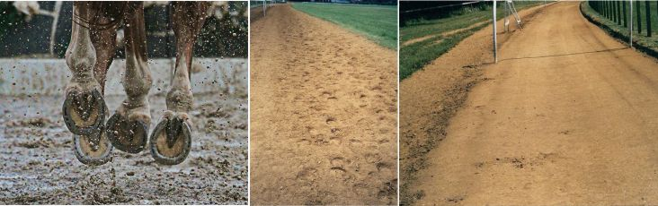 Equestrian Centres, Bridleways, Animal tracks using AggreBind