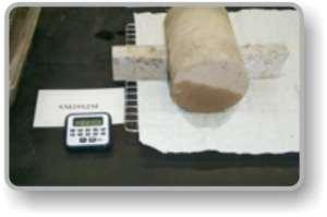 Soil stabilization testing AggreBind