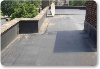 flat roof protocol with AggreBind