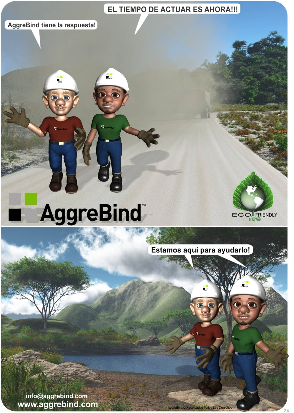 AggreBind Presentado por Aggi and Binder