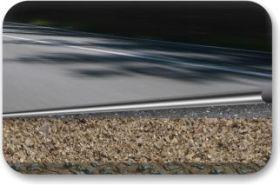 Soil stabilizer for roads