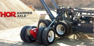 Introducing the THOR Hammer Axle™ from Thor Global Enterprises Ltd.