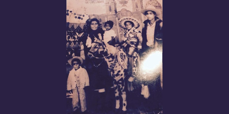 Alicia McDaniel Family Photo