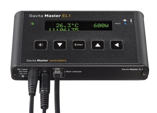 Gavita Master Controller EL1 & EL2 – Gen 2