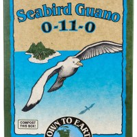 Seabird Guano – High Phosphorus