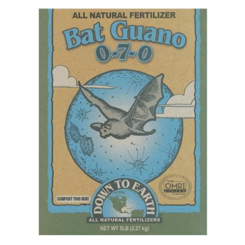 Bat Guano – High Phosphorus