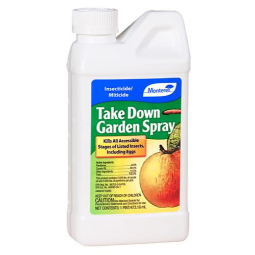 Take Down Garden Spray