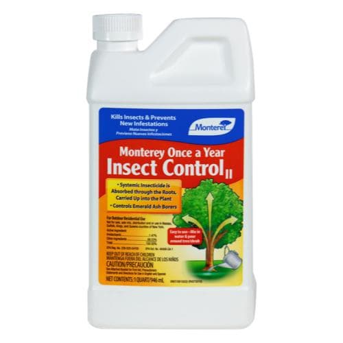 Once A Year Insect Control