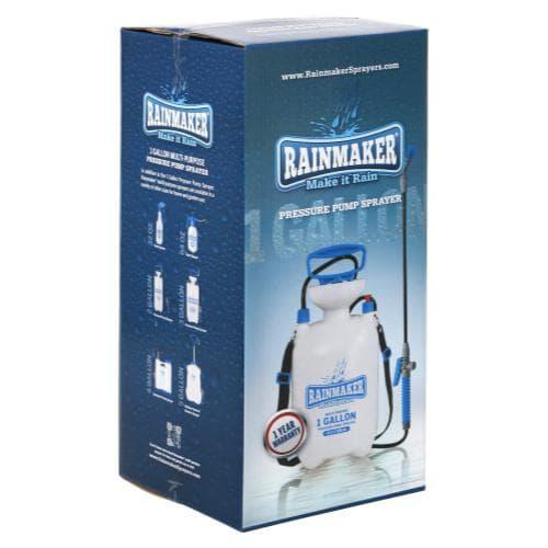 Pressurized Pump Sprayer