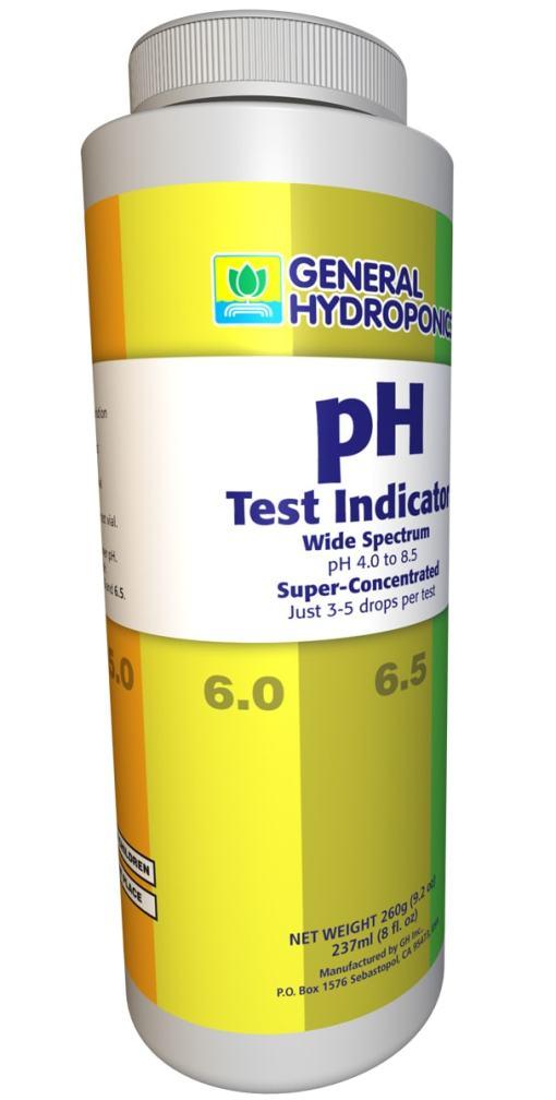pH Test Indicator – GH