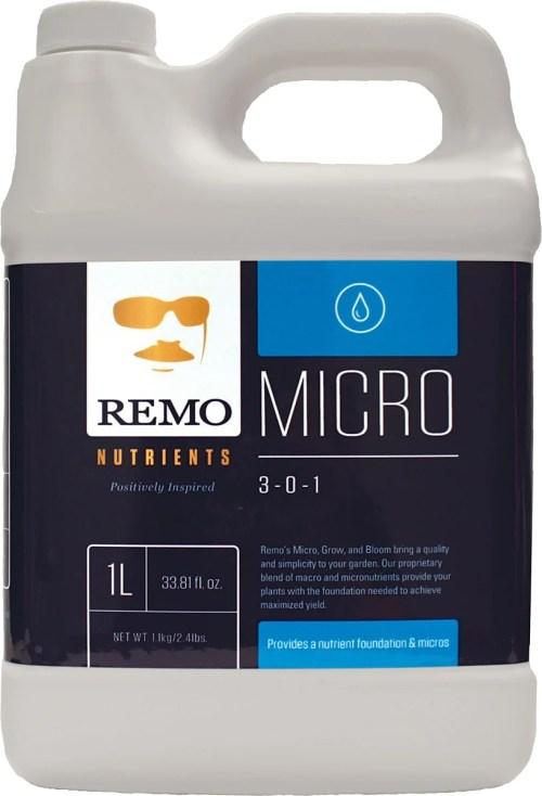 Remo Micro Plant Nutrition