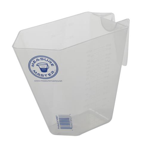 Measure Master Graduated Rectangle Containers