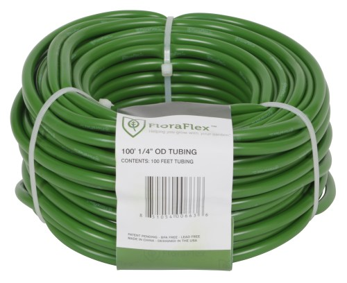 1/4″ Tubing (Green)