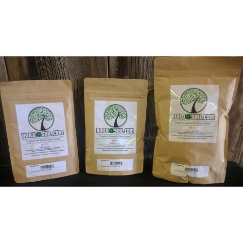 BuildASoil BIG 6 Micronutrients + Humic Acid