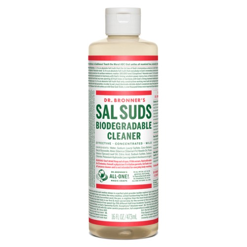 Sal's Suds Biodegradable Cleaner