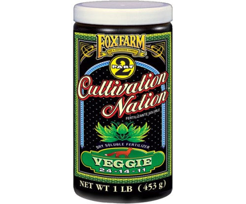 Cultivation Nation – Veggie