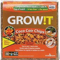 GROW!T Coco Coir Planting Chips – Block