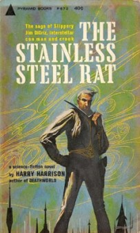 #Blaugust Day 15: Thalen Reads The Stainless Steel Rat