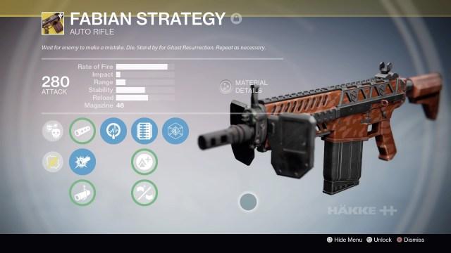Loving Fabian Strategy