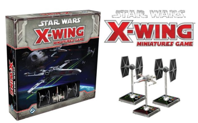 X-Wing and Tactics Games