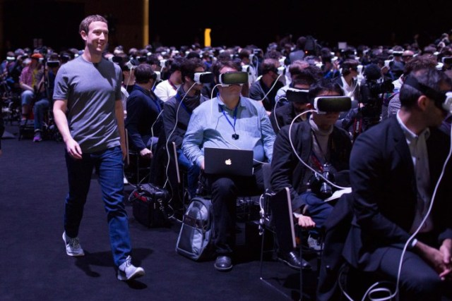 VR's Killer App